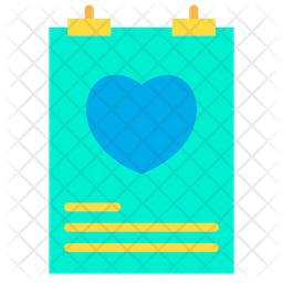 Wedding Poster Icon