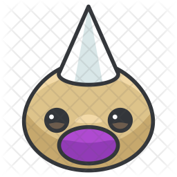 Weedle Colored Outline Icon