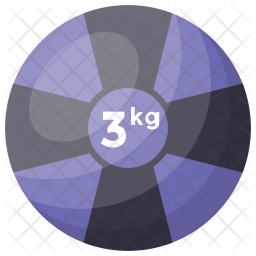 Weight Ball Icon