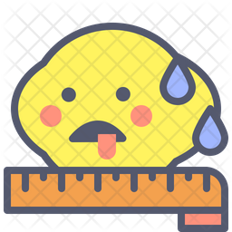 Weight loose Icon