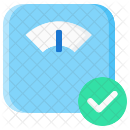 Weight measurement Icon
