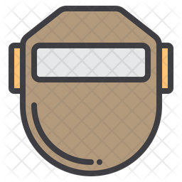 Welding shield Icon