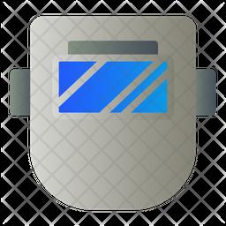 Welding Shield Icon