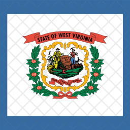 West Flag Icon