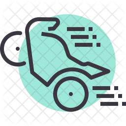 Wheelie Icon