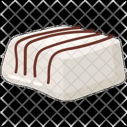 White Chocolate Icon