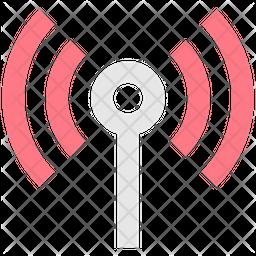 Wifi Line Icon