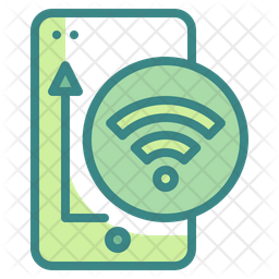Wifi Dualtone Icon