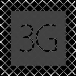 Wifi Glyph Icon