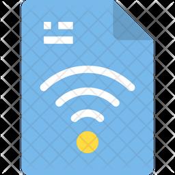 Wifi Details Icon