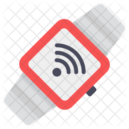 Wifi Watch Icon