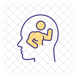 Willpower Colored Outline Icon