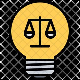 Win-win justice Icon
