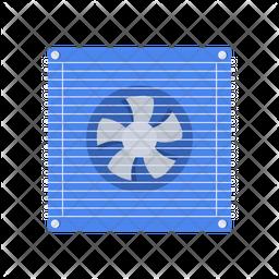 Window fan Icon