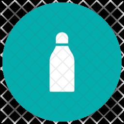 Wine Bottle Glyph Icon