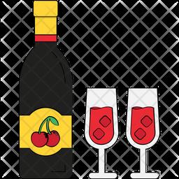 Wine Drink Icon