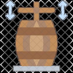 Wine Press Icon