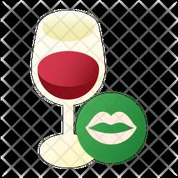 Wine Tasting Taste Icon
