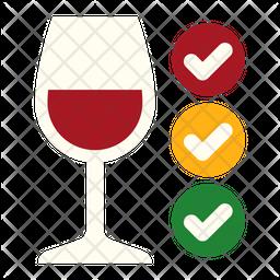 Winemaking Clarification Icon