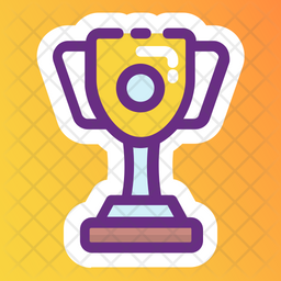 Winning Cup Icon