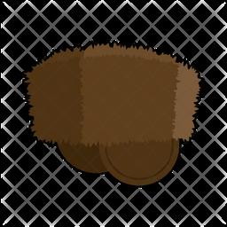 Fur cap Icon