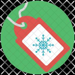 Winter Tag Icon