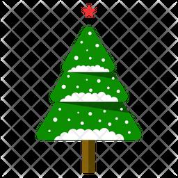 Winter Tree Icon