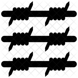 Wire Fences Icon