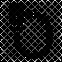 Wire Lock Icon