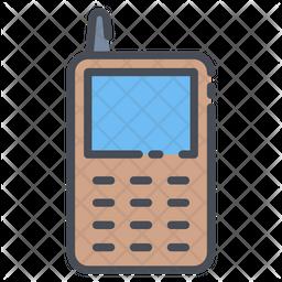 Wireless Phone Icon