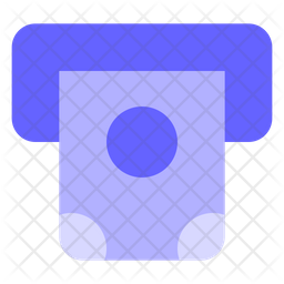Withdrawal Flat Icon