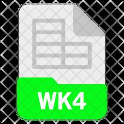 Wk4 file Icon