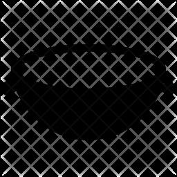 Wok Glyph Icon