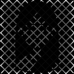 Woman Glyph Icon