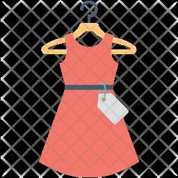 Woman Dress Icon