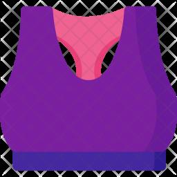 Women, Fitness, Clothing Icon