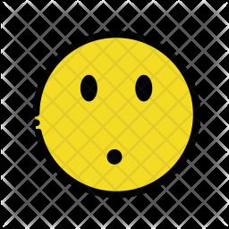 Wonder emoji Emoji Icon