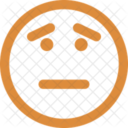 Wondering Emoji Icon