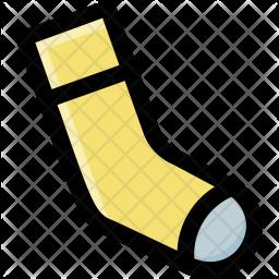 Wool socks Icon