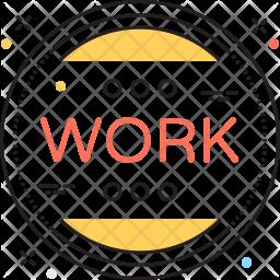 Work Icon
