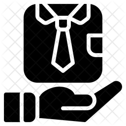 Work Glyph Icon