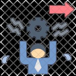Work Burden Icon