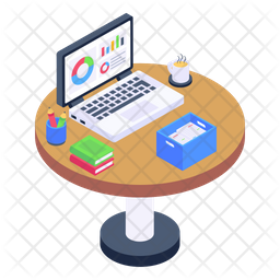 Work Table Icon