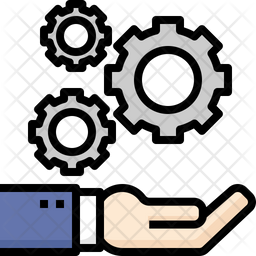 Working process Icon