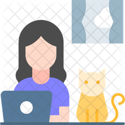 Working With Pet Icon