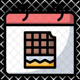 World chocolate day Icon
