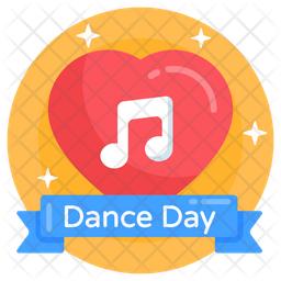 World Dance Day Icon