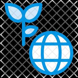 World environment Icon