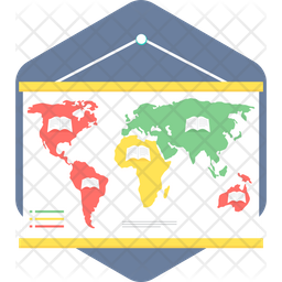 Premium World Map Icon Download In Svg Png Eps Ai Ico Icns