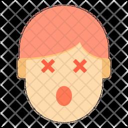 Wow Emoji Icon